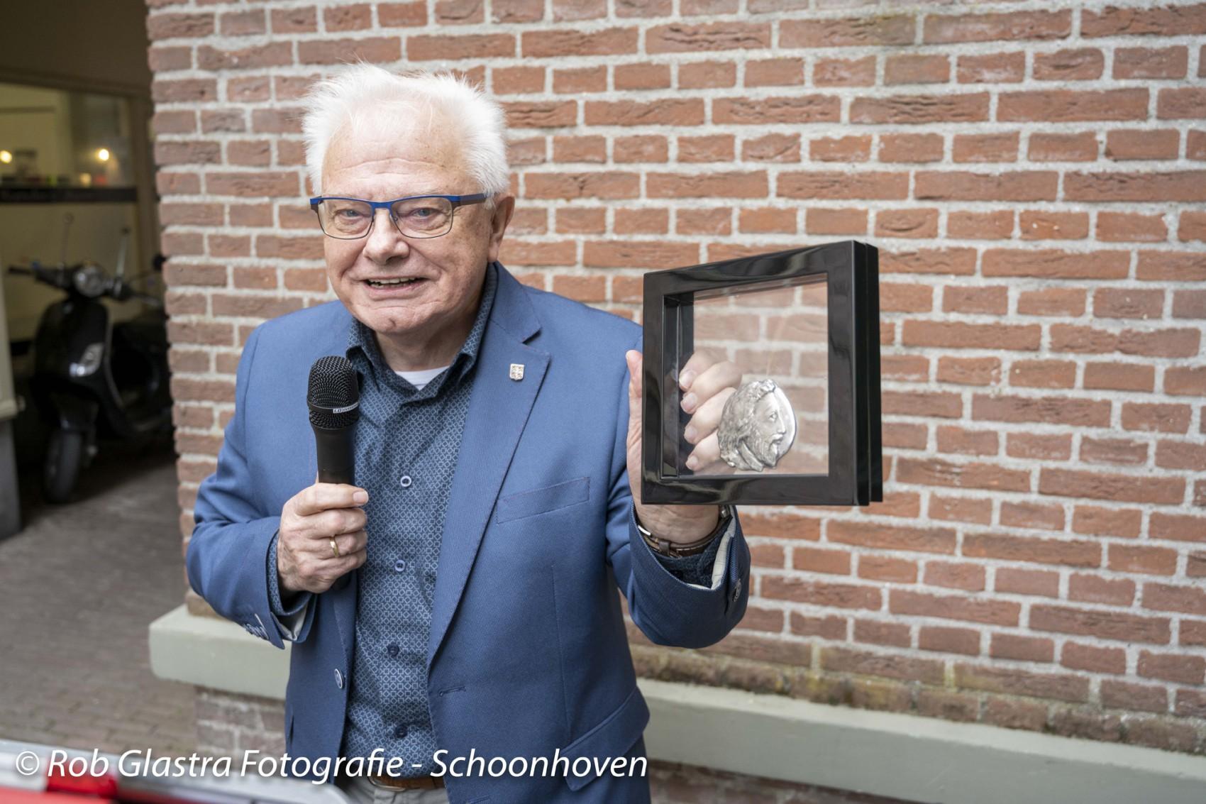 Jan van Beaumont-penning 2020 uitgereikt