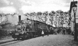 trein-te-Schoonhoven